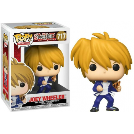 POP ANIMATION 717 YU-GI-OH - JOEY WHEELER