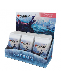 MAGIC KALDHEIM 12- CARD SET BOOSTER (INGLESE)