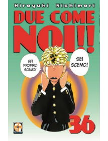 DUE COME NOI 36 DELUXE