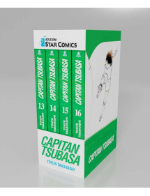 CAPITAN TSUBASA NEW EDITION COLLECTION 4