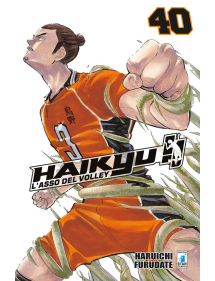 HAIKYU L'ASSO DEL VOLLEY 40