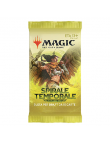 MAGIC SPIRALE TEMPORALE REMASTERED BUSTINA 15 CARTE