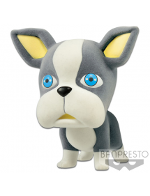 FLUFFY PUFFY JOJO'S BIZARRE ADVENTURE: STARDUST CRUSADERS IGGY VER.A 6CM