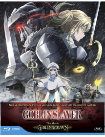 GOBLIN SLAYER THE MOVIE GOBLIN'S CROWN BLU-RAY