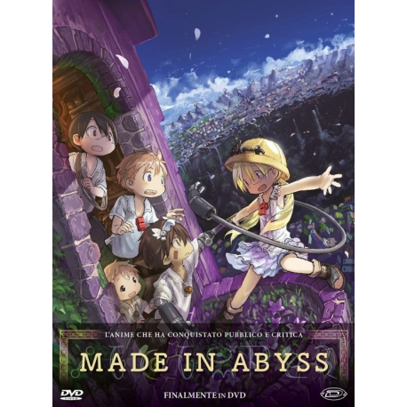 MADE IN ABYSS DVD