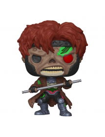 POP MARVEL 788 MARVEL ZOMBIES - ZOMBIE GAMBIT