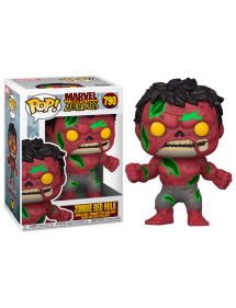 POP MARVEL 790 MARVEL ZOMBIES - ZOMBIE RED HULK