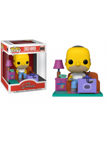 POP TELEVISION 909 THE SIMPSON DELUXE - HOMER WATCHING TV