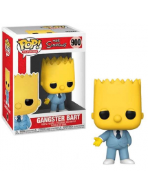 POP TELEVISION 900 THE SIMPSON - GANGSTER BART
