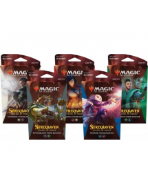 MAGIC STRIXHAVEN SCUOLA DEI MAGHI THEME BOOSTER (INGLESE)