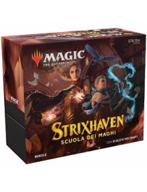 MAGIC STRIXHAVEN SCUOLA DEI MAGHI BUNDLE IN ITALIANO