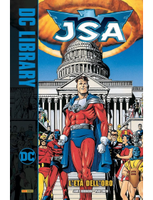 JSA L'ETA' DELL'ORO VOLUME UNICO