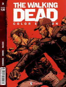 WALKING DEAD COLOR EDITION 3