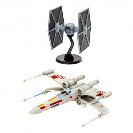 STAR WARS X-WING FIGHTER & TIE FIGHTER COLLECTOR SET
