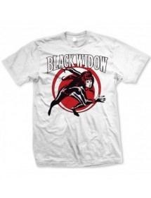 T-SHIRT  BLACK WIDOW TG XL