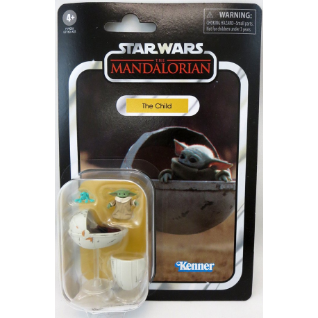 STAR WARS VINTAGE COLLECTION THE MANDALORIAN - THE CHILD (10CM)