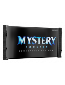 MAGIC MYSTERY BOOSTER CONVENTION EDITION BUSTINA 15 CARTE (IN LINGUA INGLESE)