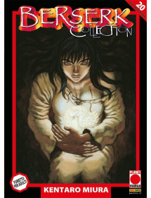 BERSERK COLLECTION SERIE NERA 20 TERZA RISTAMPA