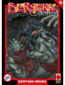 BERSERK COLLECTION SERIE NERA 35 TERZA RISTAMPA