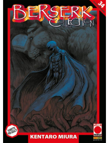 BERSERK COLLECTION SERIE NERA 34 TERZA RISTAMPA