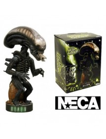 ALIEN EXTREME HEAD KNOCKER handpainted unico
