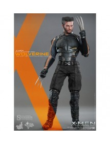 HOT TOYS  WOLVERINE X-MEN DAYS OF FUTURE PAST
