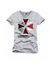 T-SHIRT  RESIDENT EVIL - THE UMBRELLA CORPORATION TG.M