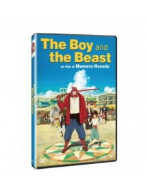 THE BOYS AND THE BEAST  DVD
