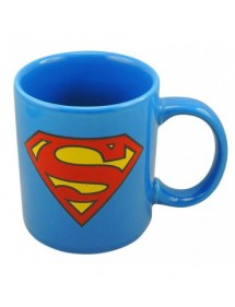 TAZZA DC SUPERMAN BLU CON LOGO