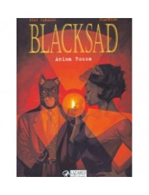BLACKSAD  3 ANIMA ROSSA